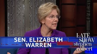 Sen. Elizabeth Warren Isn't Asking Wealthy Donors For Help