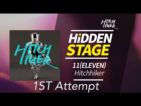 Superstar SMTown - Hitchhiker - 11 (Hidden Stage) 1ST