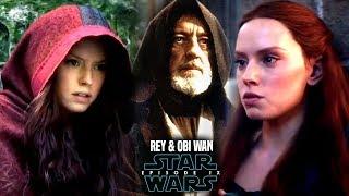 Star Wars! Rey Related To Kenobi In Episode 9! The Shocking Way It Can Work