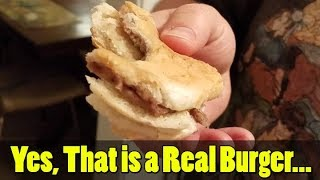 THIS WAS MADE?!  - Dollar Tree White Castle Sliders (Episode 9)