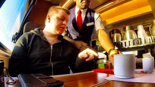 Virgin Trains East Coast FIRST CLASS Experience - London to Newcastle