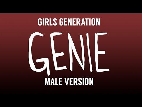 [MALE VERSION] Girls Generation - Genie