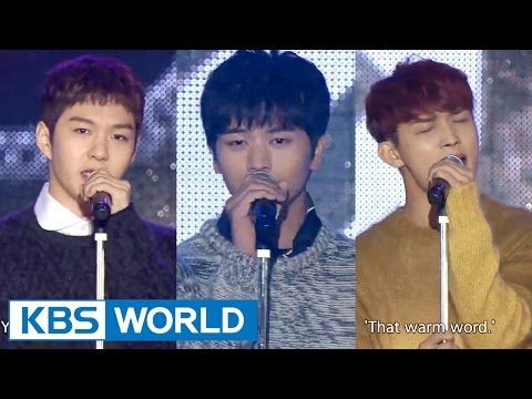 BTOB - Way Back Home | 비투비 - 집으로 가는 길 [Music Bank COMEBACK / 2015.10.16]