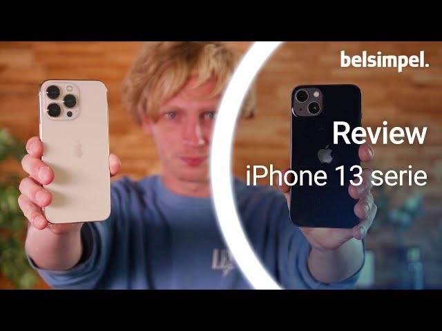 Belsimpel-productvideo voor de Apple iPhone 13 Mini 128GB Zwart