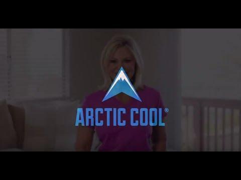 Star of BUNS of STEEL Tamilee Webb Endorses @ArcticCoolGear