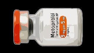 Metoprolol Pharmacology