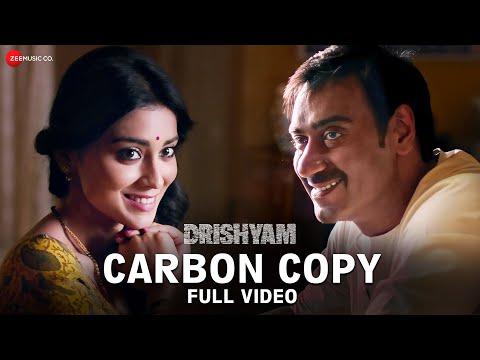 Full video song 'Carbon Copy' from Drishyam ft. Ajay Devgn, Shriya Saran