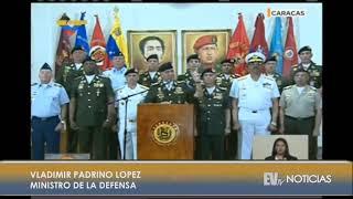 Padrino López encara a Rex Tillerson por advertencias al régimen- SEG 2