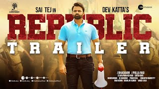 Republic (Telugu) Movie