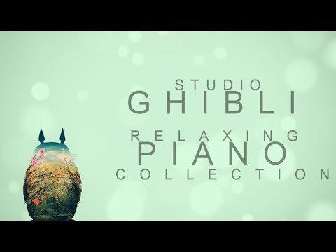 スタジオジブリピアノメドレー【作業用、勉強、睡眠用BGM】Studio Ghibli Piano Collection
