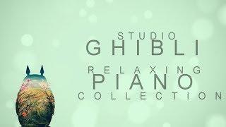 スタジオジブリピアノメドレー【作業用、勉強、睡眠用BGM】Studio Ghibli Piano Collection(Piano Covered by kno)