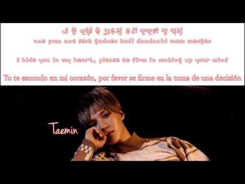 TAEMIN (태민) – GUESS WHO - Lyrics + Sub Esp + Eng Sub