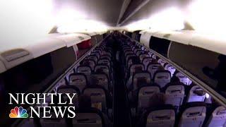 Exclusive: Undercover Air Marshal Details TSA's 'Quiet Skies' Program | NBC Nightly News