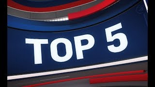Top 5 Plays of the Night: November 12, 2017