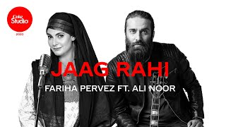 Jaag Rahi – Fariha Pervez Ft Ali Noor (Coke Studio 2020) Video HD