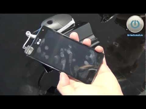Предварительный обзор LG Optimus 4X HD