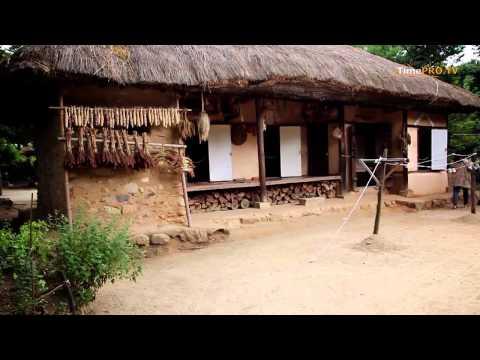 Традиционная корейская деревня