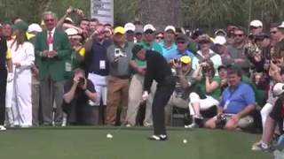 US Masters 2016 Par 3 Contest   8 Holes in One!!!