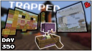 I Survived 350 DAYS in HARDCORE Minecraft... | #20