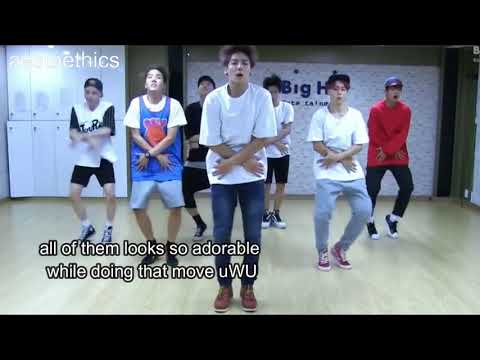 bts - things you probably already noticed in bts dope dance practice