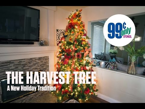 99 Cents Only Stores introduces The Harvest Tree and ...