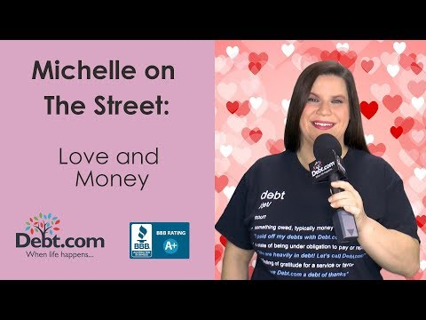 With Valentine's Day approaching people are getting ready to spend some cash on their special someone, but how much will they spend? Miss Money Michelle hits the streets to find out what people are doing this year for the ones they love.