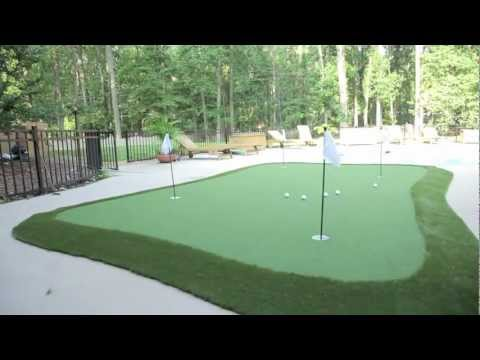 Dave Pelz GreenMaker by SYNLawn