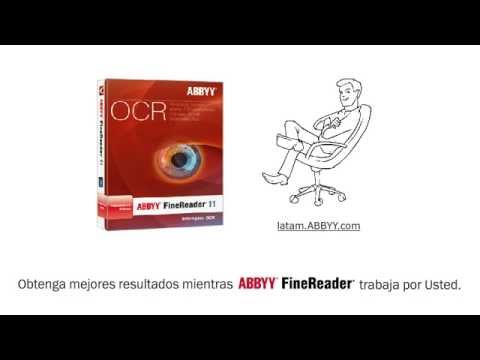 Software OCR - ABBYY Finereader