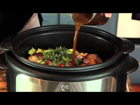 Slow-Cooked Turkey Pot Roast : Making Meals Delicious - cookingguide  - YkJ7LYwKEf0 -