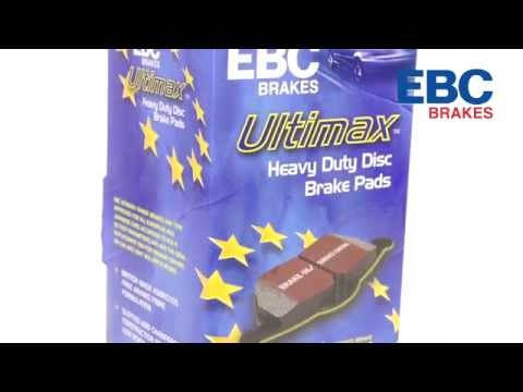 EBC Ultimax2™ Brake Pad