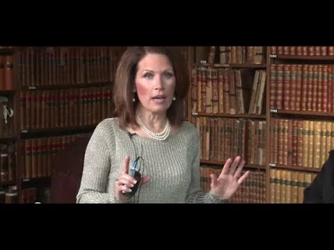 Freedom of Speech | Michelle Bachmann - OxfordUnion  - YkLnMZDXDc8 -