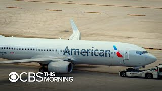 Hundreds of American Airlines flights cancelled through mid-July