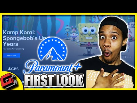 Paramount Plus First Look and Review! Worth the Purchase?