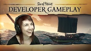 """Official Sea of Thieves Developer Gameplay #6: """"This is Not Going to End Well..."""""""