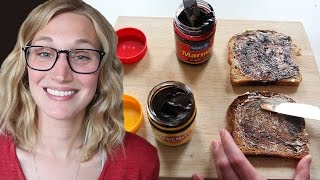 Marmite and Vegemite: How this American eats them (and likes them!)