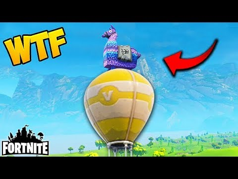 FUNNIEST LLAMA SPAWN! - Fortnite Funny Fails and WTF Moments! #141 (Daily Moments)