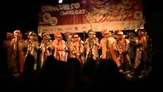 Marwan en el Concurso de San Roque de 2012