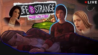 Rachel's mommy issues. Life is Strange: Before the Storm Episode 3 Hell is Empty