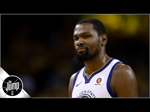 The impact on Kevin Durant's legacy after leaving the Warriors to sign with the Nets | The Jump