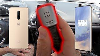 OnePlus 7 Pro Warp Speed Car Charger! | Warp 30