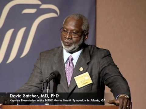 Part 1 - Dr David Satcher keynotes at the NBNF Mental Health ...