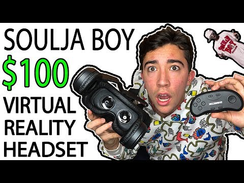 I WASTED $100 on Soulja Boy's NEW
