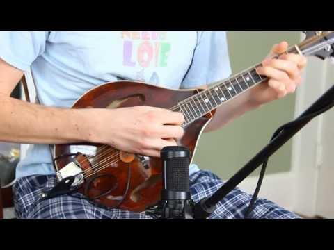 Little Wing - Mandolin