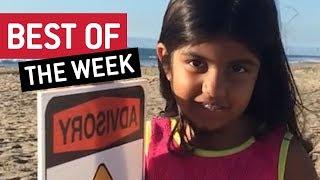 BEST OF THE WEEK - Beach Advisory | JukinVideo