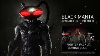Injustice 2 - Fighter Pack 2 Revealed!