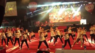 DANCE CREW TCB -T116