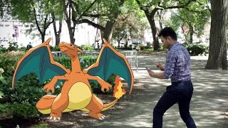 How Obsessed With Pokémon Go Are You?