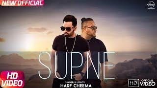 Supne – Harf Cheema Ft Deep Jandu