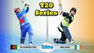 Live:Afghanistan and Ireland | Live Scores and Commentary | 2019 Series..!!Live Cricket