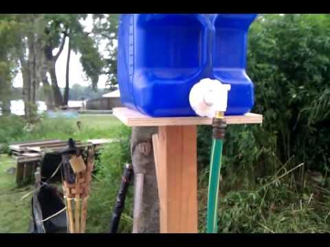 Camp Kitchen Sink Youtube